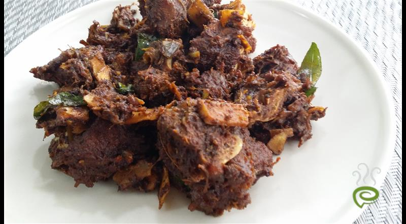 Malabar Style Dry Beef