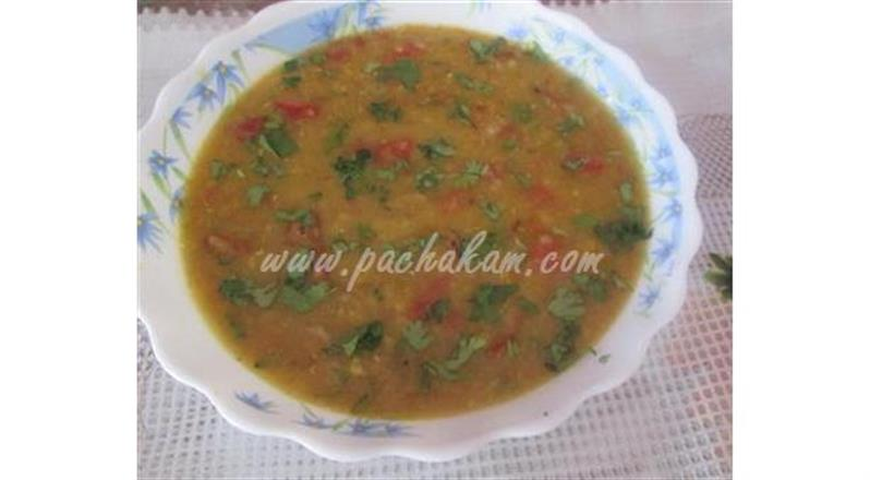 Masoor Dal Curry