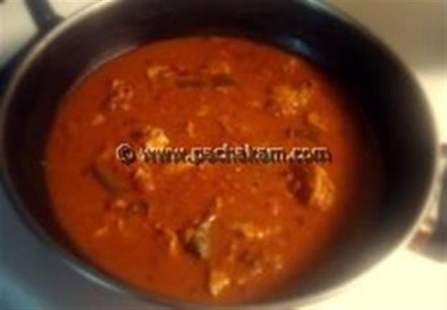 Meen Curry (Fish Curry)