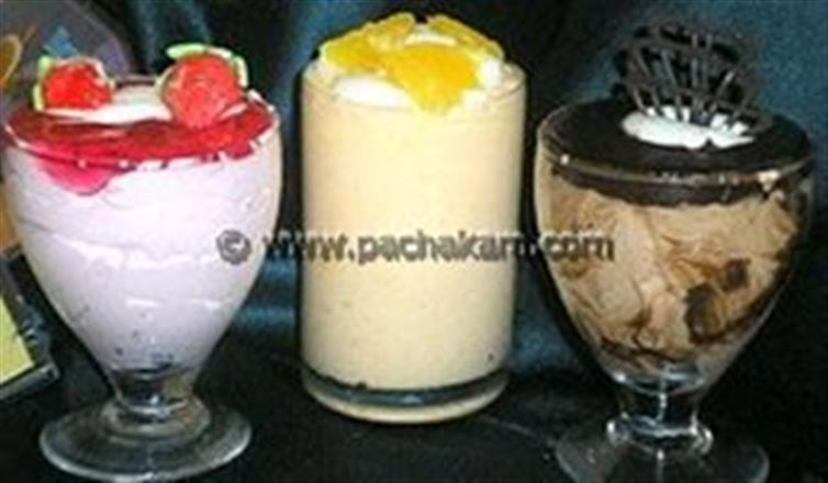 Milk Shake With Dates - For Kids