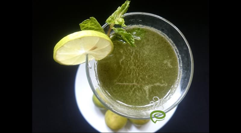 Mint Lime/Mint Lemon Juice/Pudina Juice | Pachakam