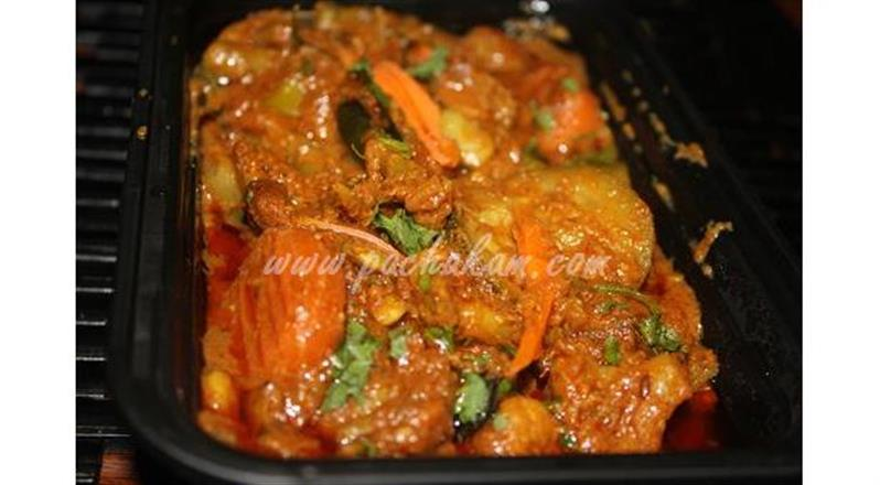 Mixed Vegetable Curry - North Indian Cuisine | Pachakam