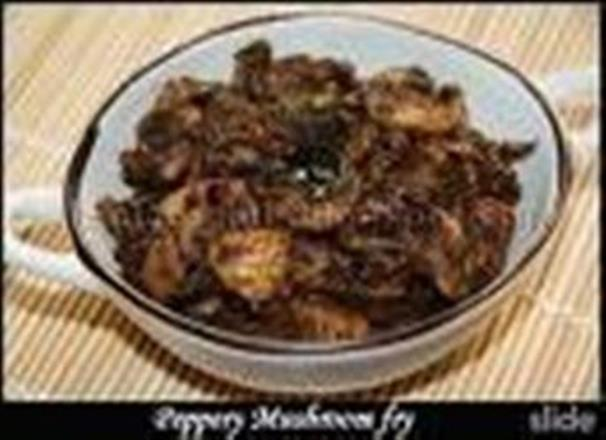 Mushroom With Chicken | Pachakam