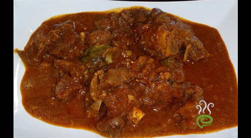 Mussaman Mutton Curry