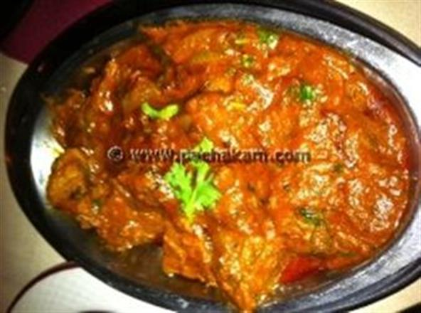 Mutton Chilly Masala