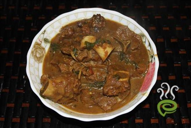 Mutton - Goat Curry Kerala Style