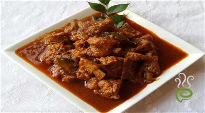 Mutton Curry - Spicy