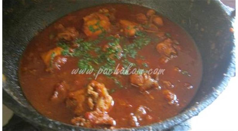 Naadan Chicken Curry