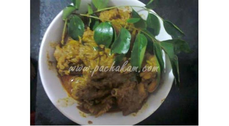 Naadan Chicken Curry (Step By Step Photos)
