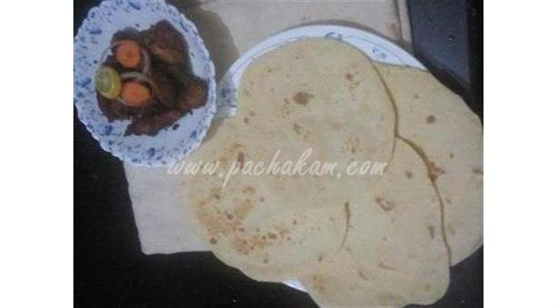 Naan  Of  Maida