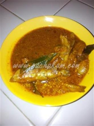 Nadan Meen Curry