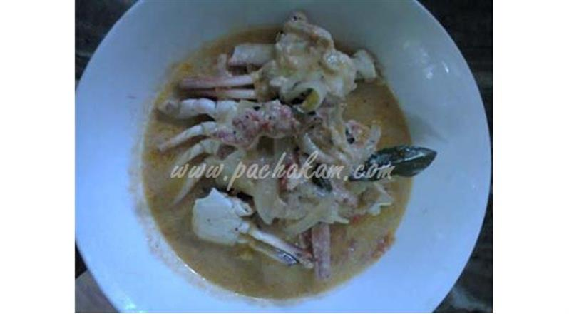 Njendu (Crab) Curry (Step By Step Photos) | Pachakam