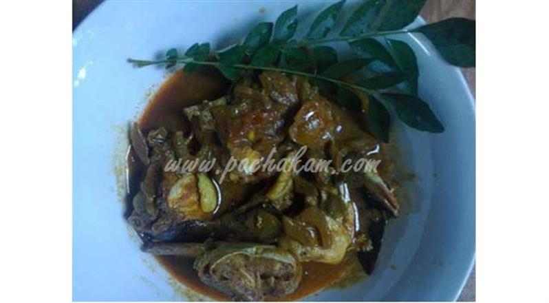 Njendu (Crab) Mulakittath (Step By Step Photos) | Pachakam
