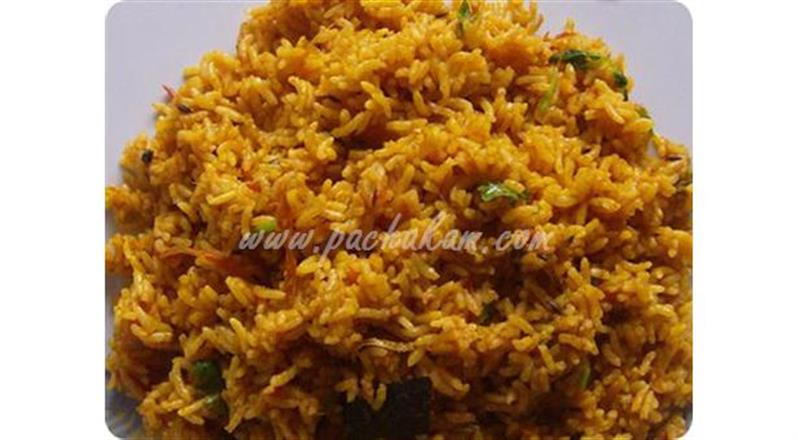 North Indian Easy Tomato Rice