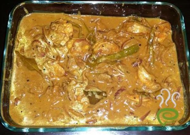 North Indian Simple & Great Chicken Curry