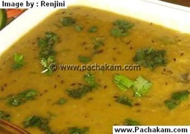 North Indian Style Dal Fry