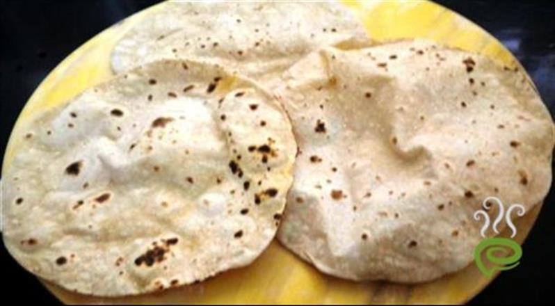 North Indian Style Thava Roti