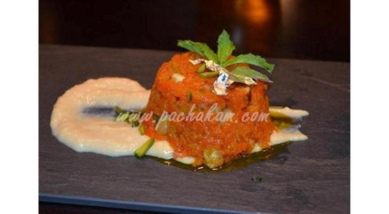 North Indian Tasty Carrot Halwa