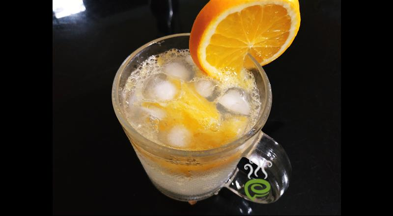 Orange Mojito-Alcohol Free | Pachakam