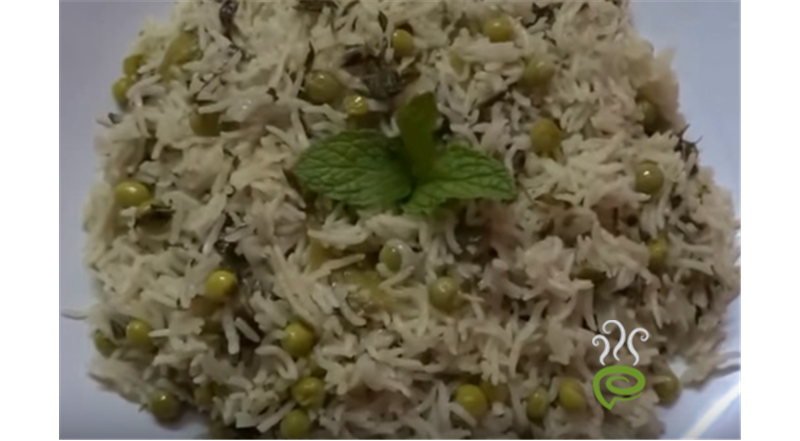 Pattani Sadam Video Recipe | Pachakam