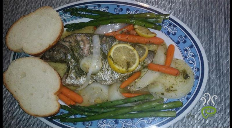 Grilled Fish - Healthy