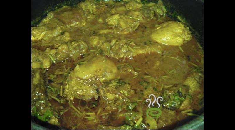 Mint Chicken Curry | Pachakam