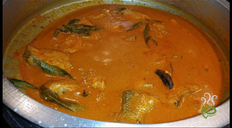 Fish Curry (Suitable For Small Fishes) | Pachakam