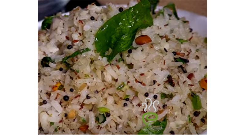 Coconut Rice Video Recipe