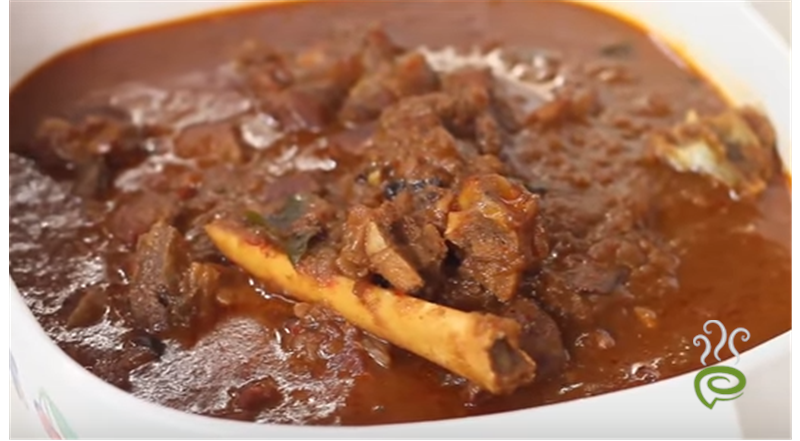 Mutton Fry Video Recipe