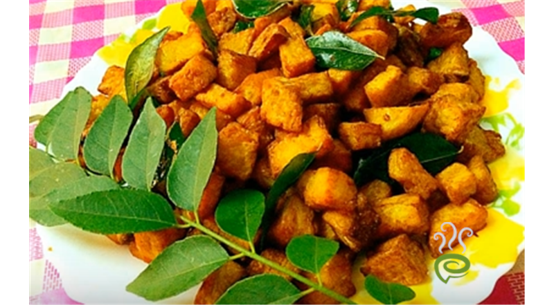 Yam Fry Video Recipe | Pachakam