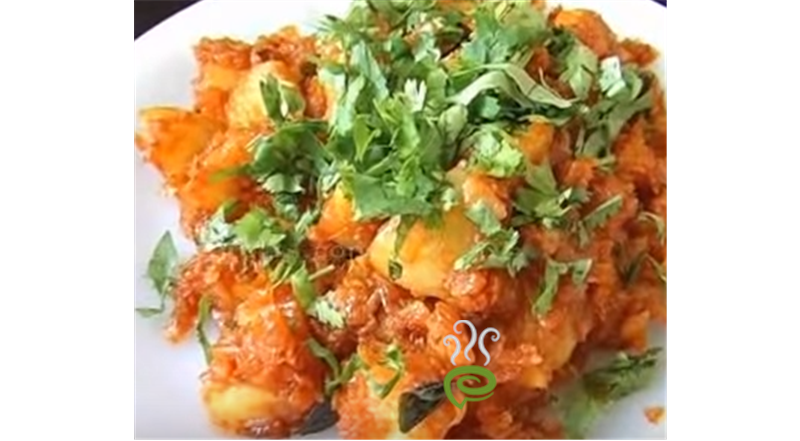 Sweet And Sour Potato Video Recipe | Pachakam