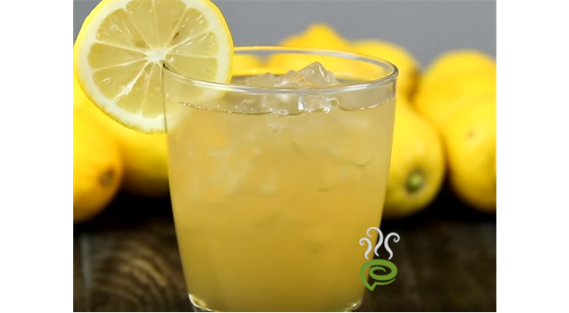 Lemon Ice Tea Video Recipe