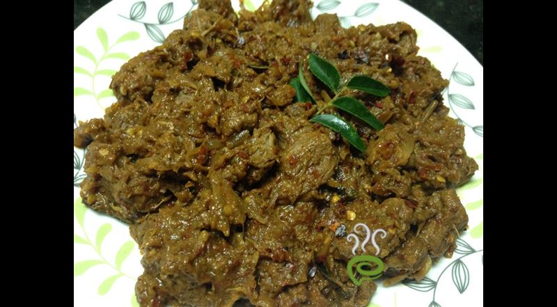 Spicy Chilly Beef | Pachakam