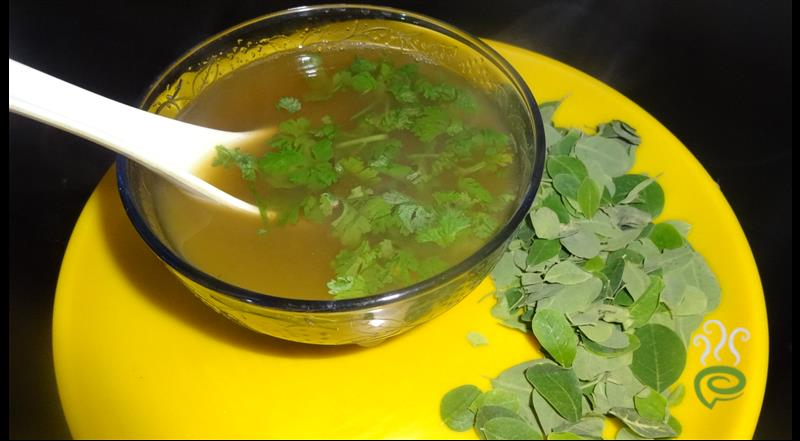 Drum Stick Leaf Soup
