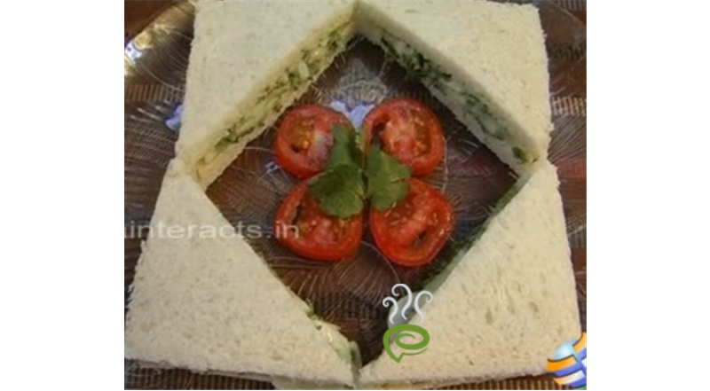 English Cucumber Sandwiches Video Recipe | Pachakam