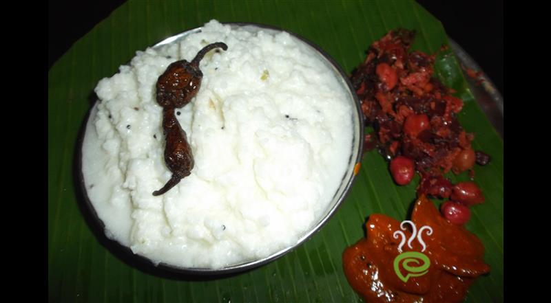 Tamil Nadu Simple Curd Rice
