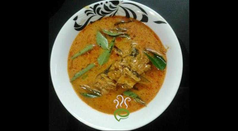 Ayala In Coconut Milk Masala