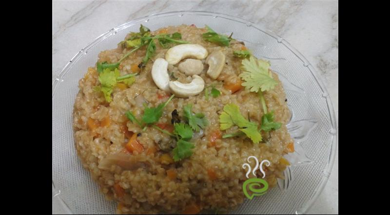 Wheat Rice Briyani