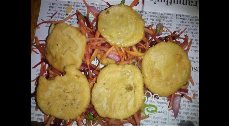 Garlic Thattuvadai Set