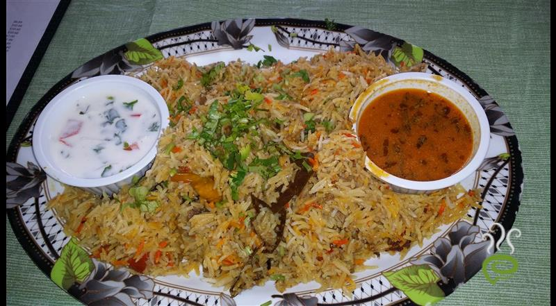 Real Vegetable Biriyani