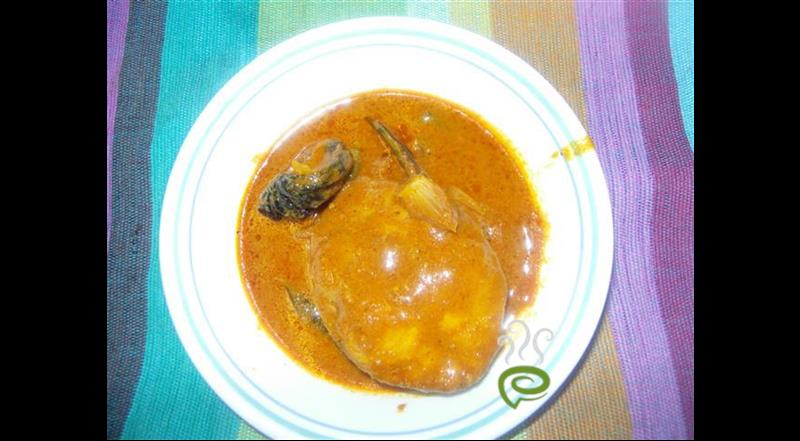 Tasty Goan Style Fish Curry