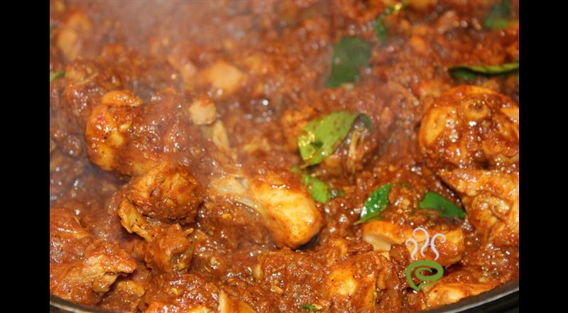 Easy Tasty Chicken Curry | Pachakam