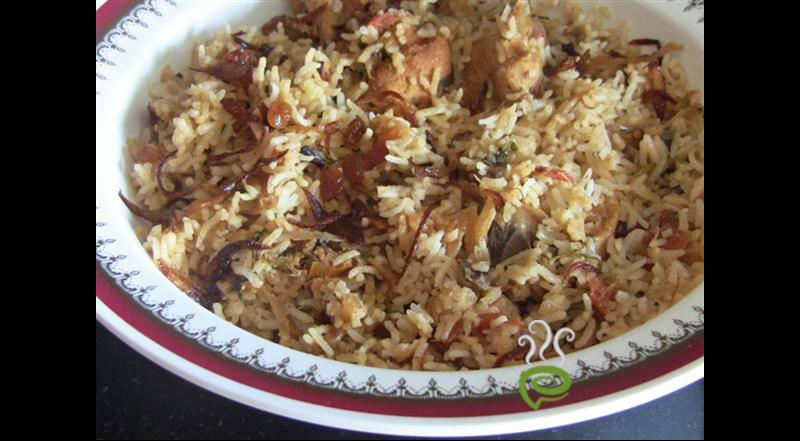 Kerala Simple & Yummy Chicken Biriyani(Kozhi Biryani) | Pachakam