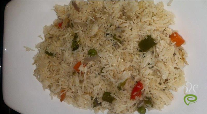 Special Vegetable Biriyani