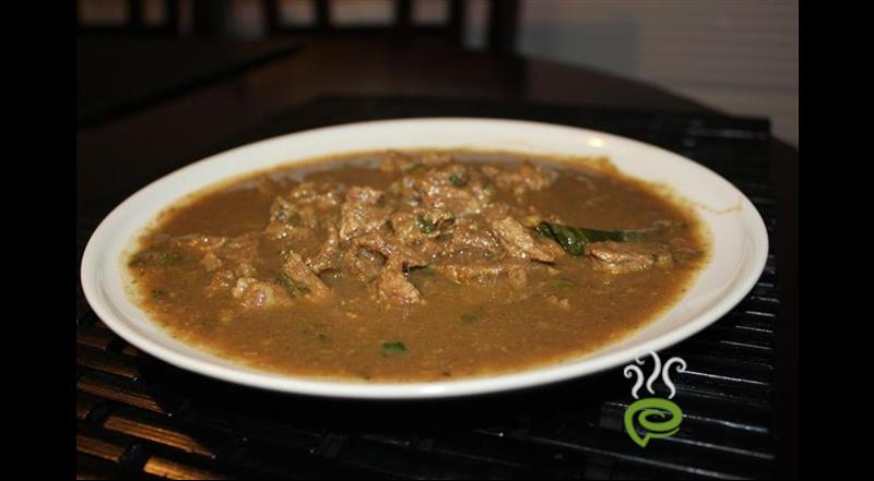 Jackfruit Seed - Beef Curry