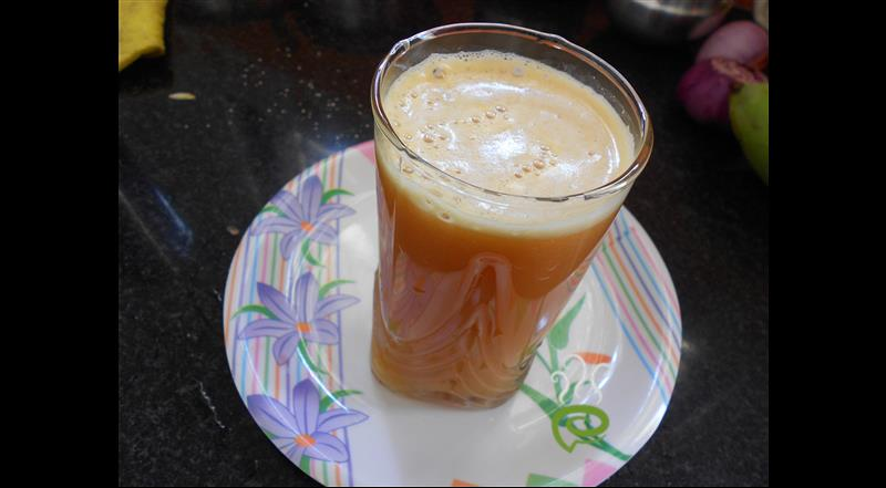 Pomegranate Orange Juice | Pachakam