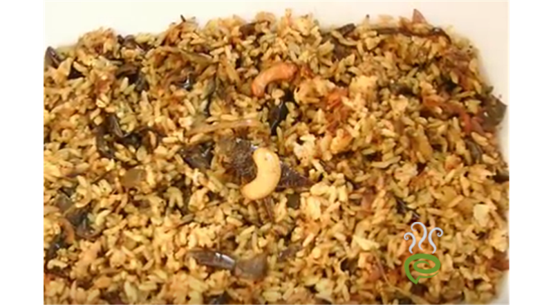 Vangi Bath Video Recipe