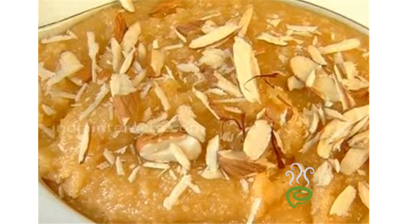 Badam Halwa Video Recipe