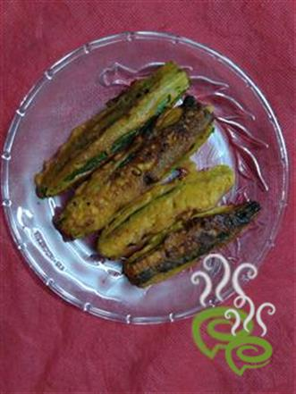 Ladies Finger Corn Paneer Fry