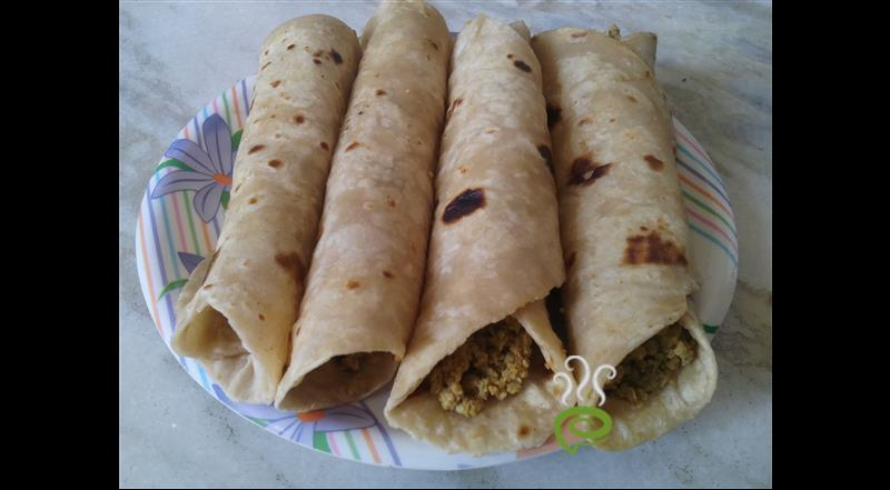 Mutton Kathi Roll